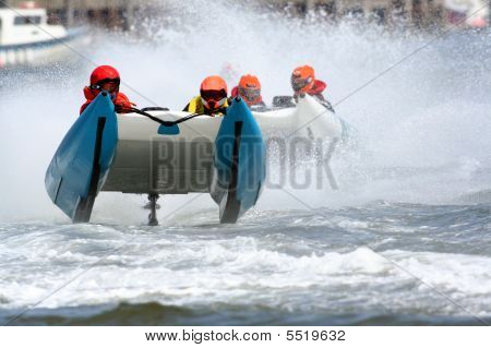 Powerboats Racing
