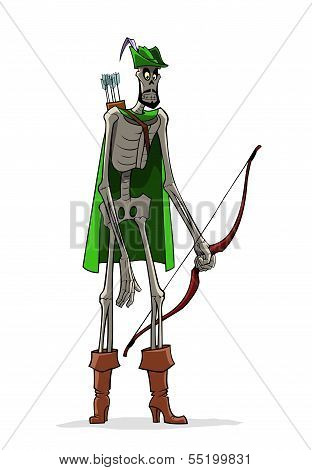 Danse Macabre. Robin Hood.
