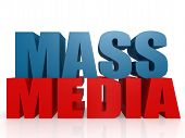 picture of mass media  - Mass media image with hi - JPG