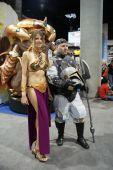 Slave Leia At Comic-con