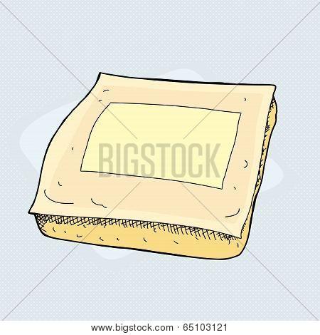 Package Of Tempeh