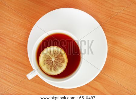 Cup Lemon Table