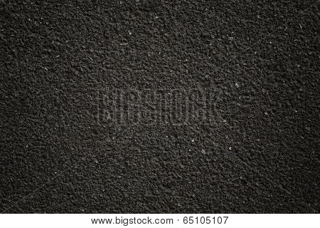 Old Grunge Asphalt Background