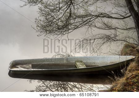 Boat With Water