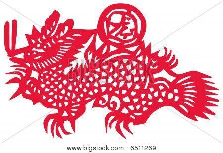 Zodiaco chino del dragón