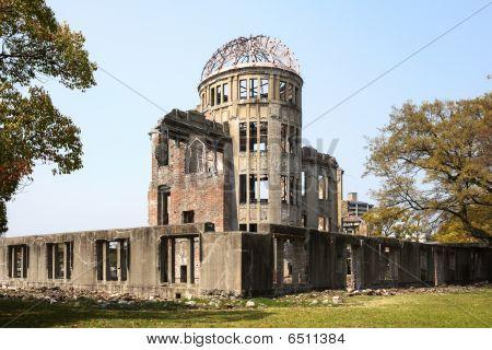 eine Bombe dome hiroshima