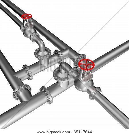 pipe line valves