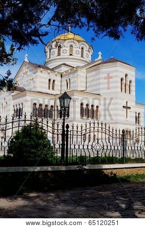 Cathedral Of St. Vladimir. Chersonesus