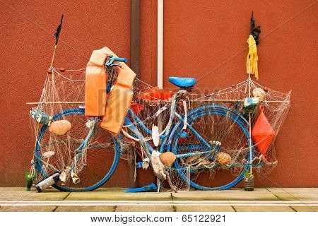 Fishing Bike - Caorle Italy