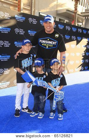 LOS ANGELES - JUN 17:  Tito Ortiz at the