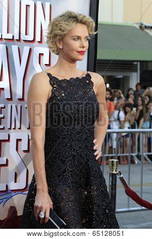 LOS ANGELES - MAY 15:  Charlize Theron at the