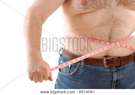Measuring Bg Abdomen