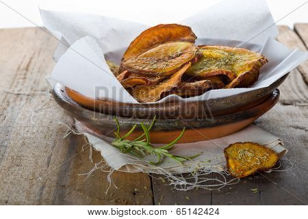 Rosemary Potatoes Chips