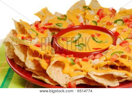 Plate Of Nachos