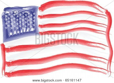U.s. Flag Independence Day