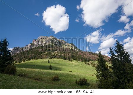 Spring Mountains - Big Rozsutec Hill, Little Fatra, Slovakia