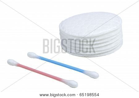 Cotton Swabs And Sticks