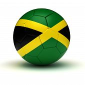 foto of jamaican  - Jamaican Football  - JPG