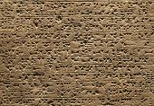 stock photo of sumerian  - Close - JPG