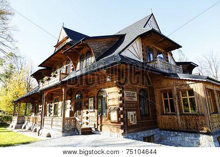 Villa Jutrzenka In Zakopane