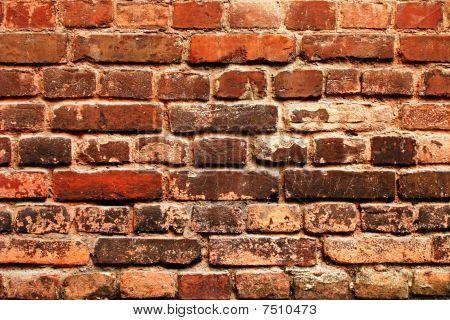 Cracked Grunge Brickwall