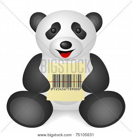 Panda Bar Code