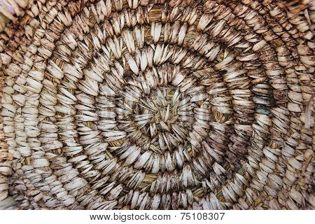 Basket Weaving Background