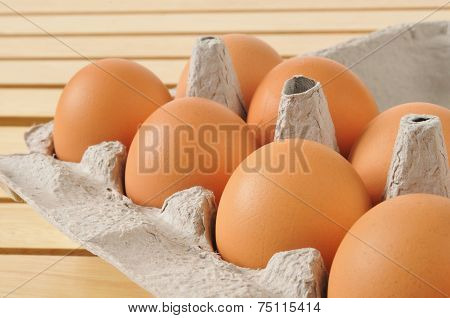 Natural Brown Eggs
