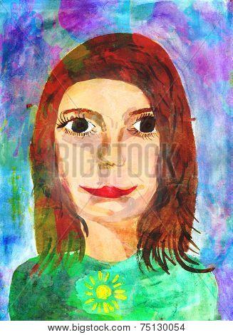 Child's Artwork -