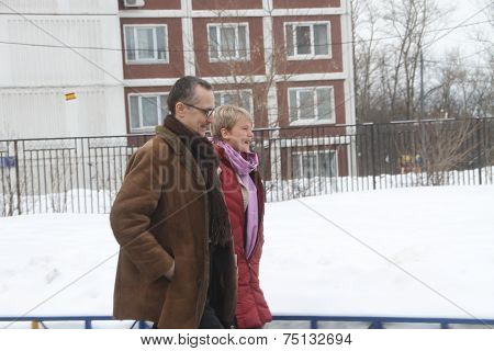 Policies Evgeniya Chirikova And Her Lawyer Is To Observe Elections