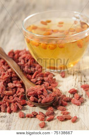Goji Berries  .
