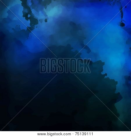 Watercolor Painting Vector Background
