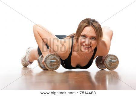 Gym-Mädchen