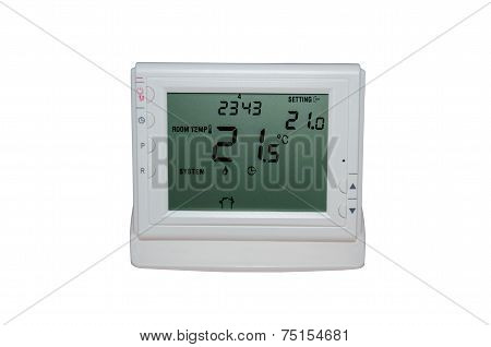 Wireless Thermostat  For Ambient Temperature Control