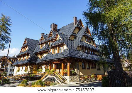 Holiday House Named Malenka In Zakopane