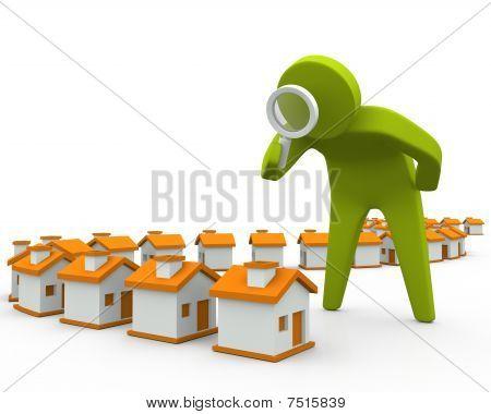 Inspección de casas