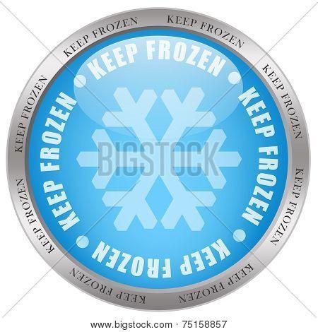 Keep frozen icon