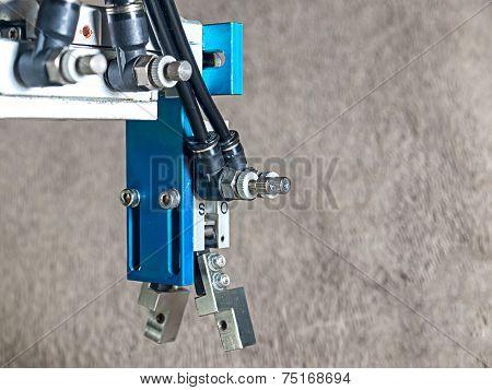 Robot Hand Grip.