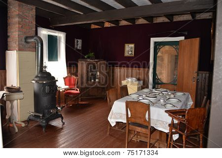 Hubble Homestead Dinning Room