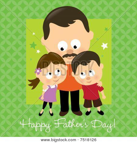 Happy Father's Day Hispanic