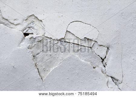Crack In Plaster