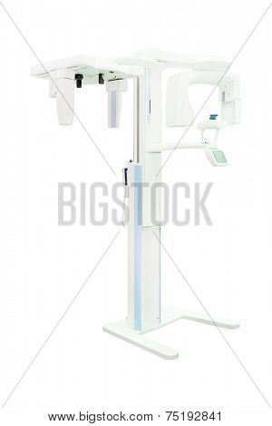 image of a x-ray unit for dentistry