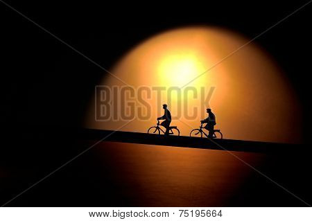 bike cyclist