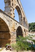 image of masterpiece  - The Roman architects and hydraulic engineers who designed this bridge created a technical as well as an artistic masterpiece - JPG