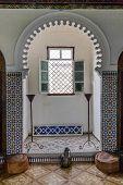 stock photo of asilah  - A street in the old medina of Tetouan in Morocco - JPG
