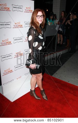 LOS ANGELES - MAR 7:  Dana Delany at the Raising The Bar To End Parkinson�¢??s Event at the Public School 818 on March 7, 2015 in Sherman Oaks, CA