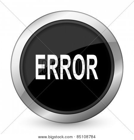 error black icon