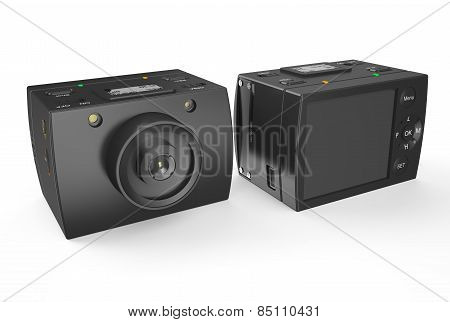 Acton Camera - Pov