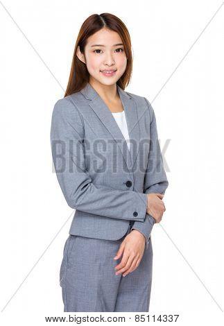 Asian businessswoman