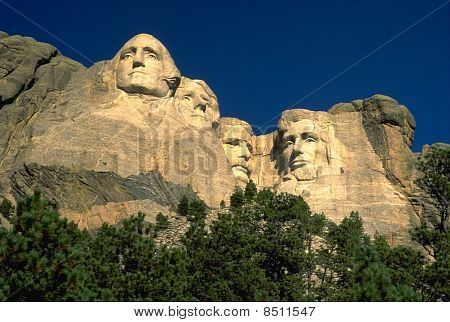 Mount Rushmore Monument South Dakota